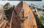 Première pirogue guinéenne créée en Guinée