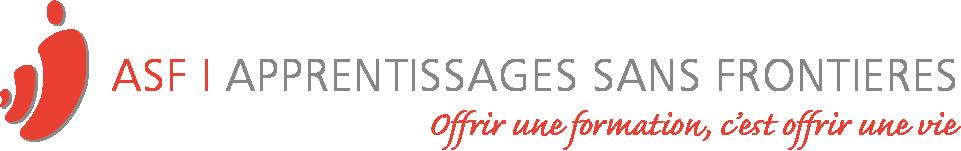 ASF - Apprentissages Sans Frontières