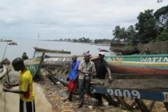 Le projet Pêche au Sénégal