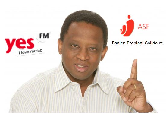 Yes FM – interview d'Alpha Dramé sur le Panier Tropical d'ASF